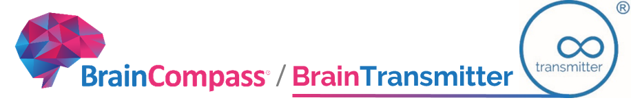 BrainCompass BrainTransmitter logo
